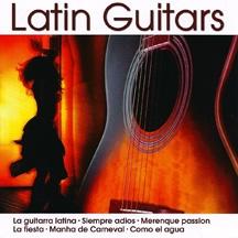 Cover von Latin Guitars (Wolfgang Gerhard, Camino de Lobo)