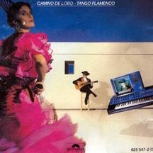 Plattencover Tango Flamenco von Camino de Lobo (Wolfgang Gerhard))