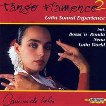 Cover von Tango Flamenco 2 (Camino de Lobo, Wolfgang Gerhard)